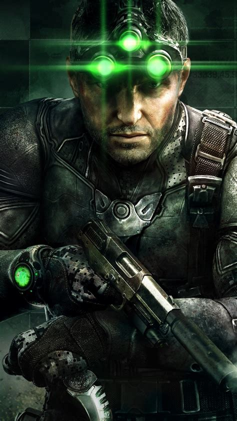 splinter cell conviction wallpaper  images
