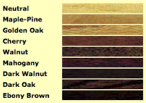 howard restor a finish color chart wood care and furniture productsby howard