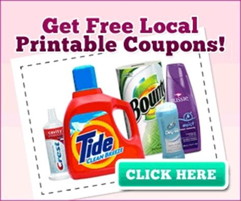 free online printable grocery coupons no registration 17 best images about coupons on pinterest couponing 101