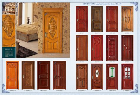 wooden door design for home double leafs solid wooden main door design for house buy