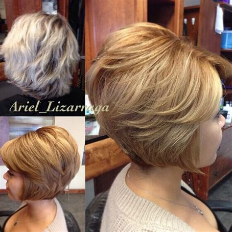 layer thick hair for ashort bob 22 popular bob haircuts for short hair pretty designs