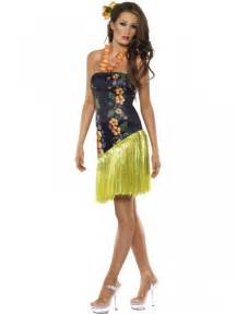 hawaiian luscious luau dress