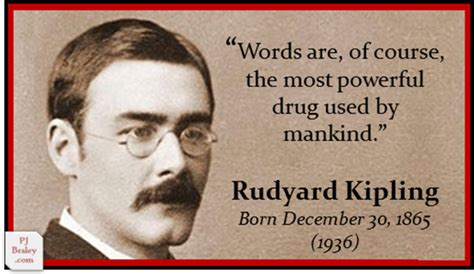 biography rudyard kipling it s all about the words december