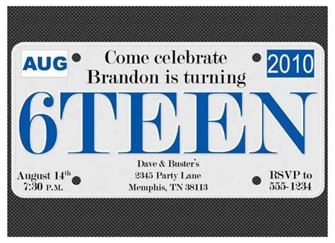 16 year birthday card template best 25 16th birthday card ideas on sweet