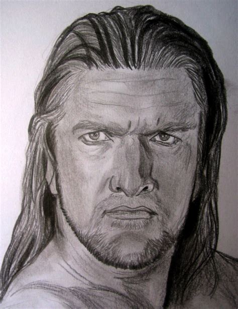H Drawing by H By Vinceart On Deviantart