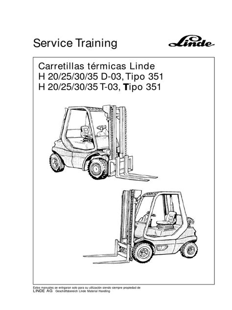 manual de layout en español manual de taller linde h20 h25 h30 h35 espa 195 177 ol