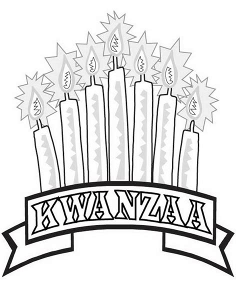 kwanzaa coloring page printable free coloring pages of kwanzaa symbols