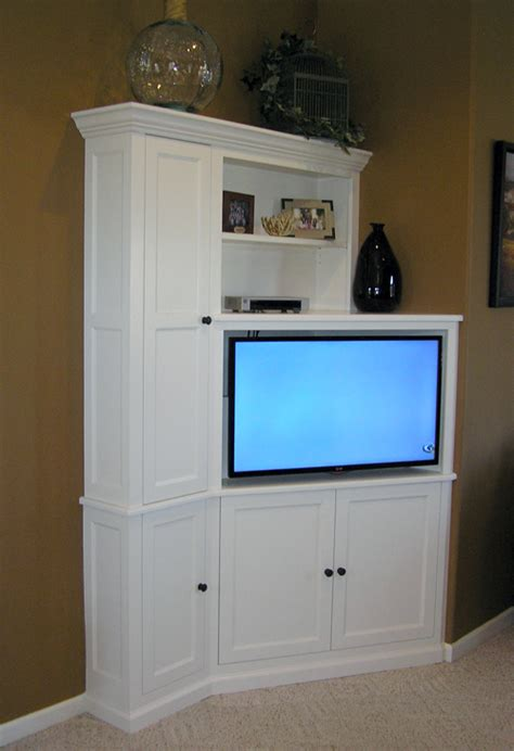 built in tv cabinet built in corner tv cabinet