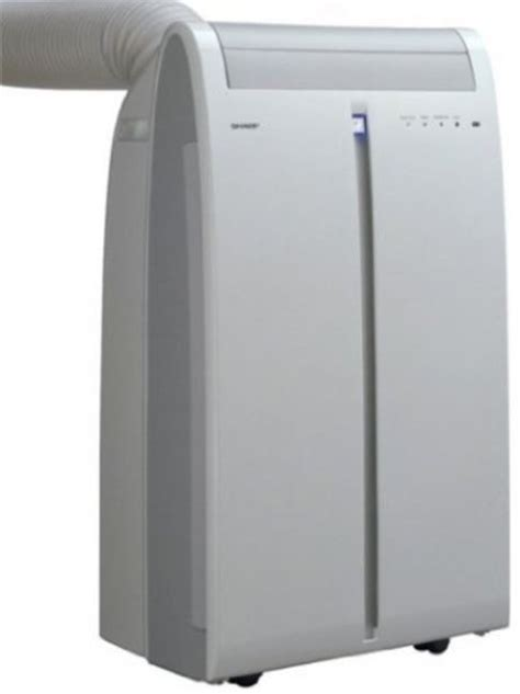 Ac Portable Sharp Plasmacluster sharp cvp10mx portable air conditioner 9 500 btu hr at