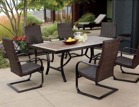 Patio Inspiring Costco Patio Furniture Sets Appealing