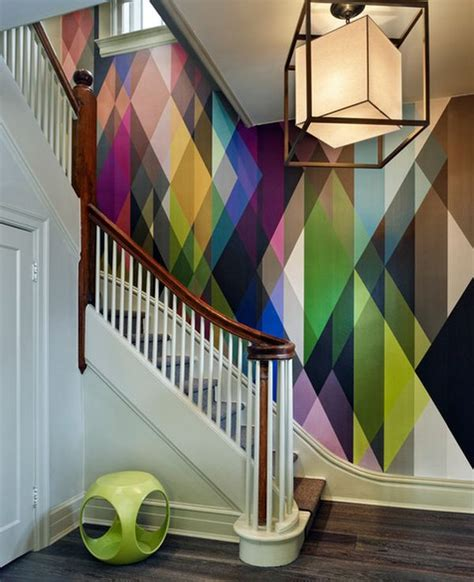 Walls And Trends by Trend Geometric Prints
