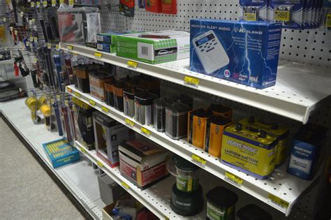 Lu Emergency Stark officials stock up on supplies for hurricane season local news itemonline