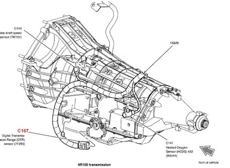 best auto repair manual 1998 ford expedition transmission control 2003 ford expedition engine diagram automotive parts diagram images