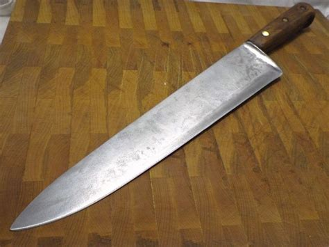 carbon steel kitchen knives 17 best images about carbon steel chef knives vintage