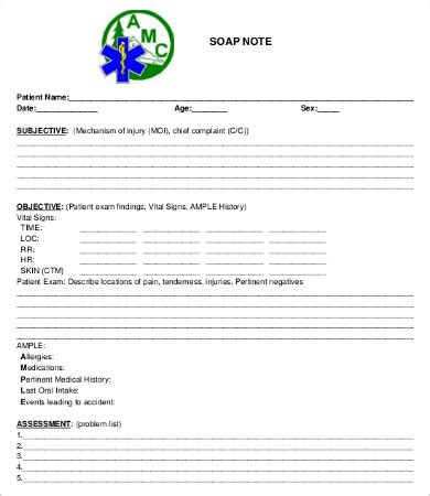 example soap note military bralicious co