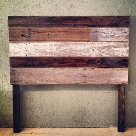 Wood Headboard by Reclaimed Wood Headboards On Reclaimed Wood