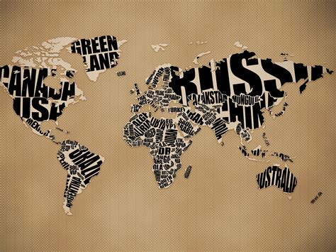 Best 25 World Map Wallpaper - 15 really cool world map wallpapers blaberize