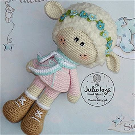 julio toys crochet patterns amigurumi spring sheep julio toys crochet patterns amigurumi