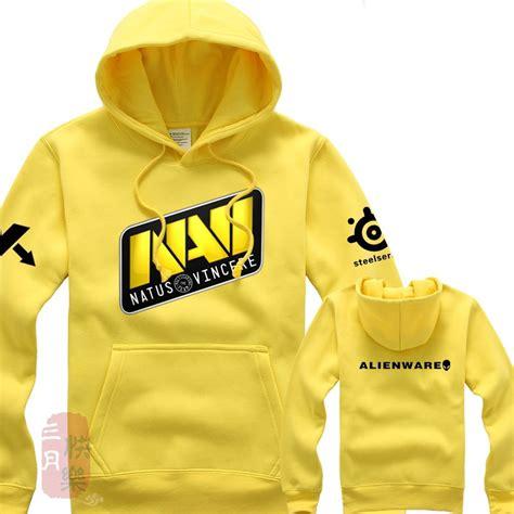 Jaket Jaket Hoodie Dota Team Navi buy navi dota hoodie 2 natus vincere heroes sleeves dota2 alienware sweatshirts gamer