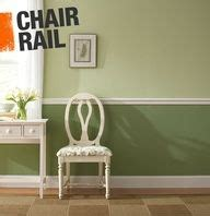 two tone chair rail two tone wall paint with chair rail search