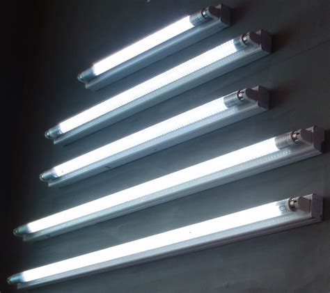 4 light bathroom fixture fluorescent lighting fluorescent tube light bulbs