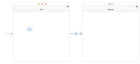 adaptive layout xcode 6 adaptive segue in storyboard xcode 6 is push deprecated