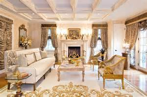 Luxury Decor by Lavish And Luxury Living Room Images And Decoration Style