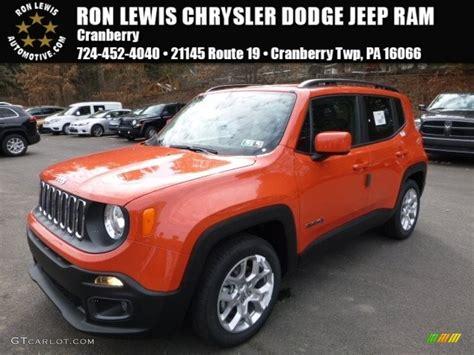 jeep renegade orange interior 2016 omaha orange jeep renegade latitude 111328340
