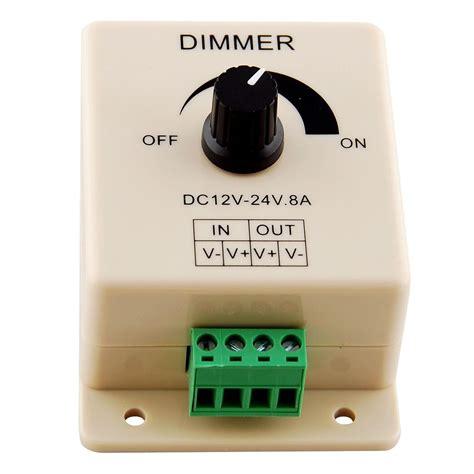 Dimmer Led 12v 8a By Indochina Cv cheap manual dimmer switch 12v 24v 8a 96w single