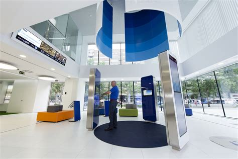 oficinas citibank en madrid supplied to bbva spain led display