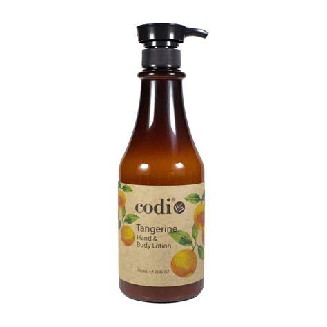 Handbody Revlon codi lotion tangerine