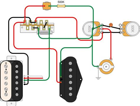 3 way 4 pole guitar wiring diagram 3 get free image