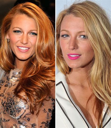 drastic hair changes when you are a brunette most drastic celeb hair color dye jobs celebrity hair