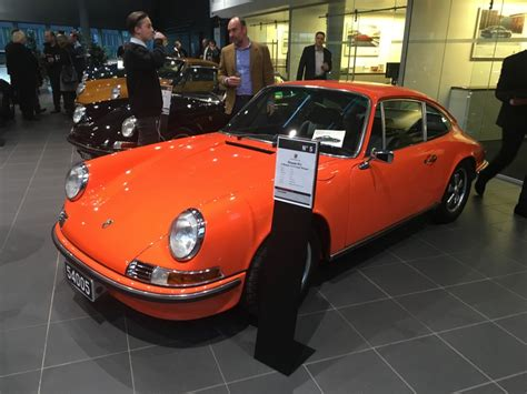 Porsche Classic Center by Porsche Classic Center 224 Luxembourg Le Magazine Des