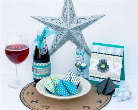 diy new year centerpiece best 32 sparkling diy decoration tips for new years