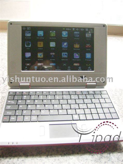Tablet Advan T6 10 Inch epc notebook 7inch via 8650 android 2 2 support 3g umpc