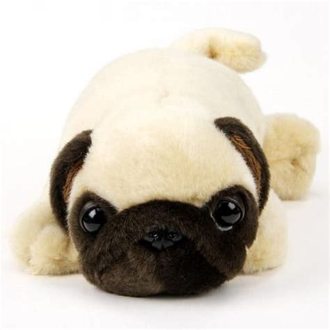 pug plushies pug plush images frompo 1