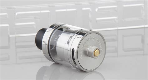 Ce Augvape Merlin Mini Rta Gold Authentic 17 95 authentic augvape merlin mini rta rebuildable tank atomizer 2ml stainless steel