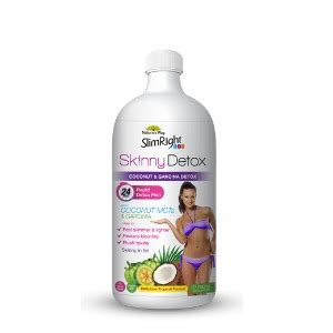 Slimright Detox by The Grocery Natures Way Slimright Range