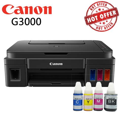 Canon G3000 Printer canon pixma g3000 hybrid ink with or end 1 14 2020 6 30 pm