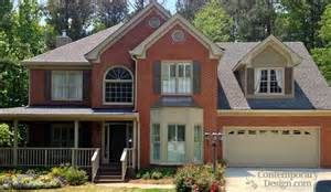 exterior paint colors that go with brick exterior house colors with brick