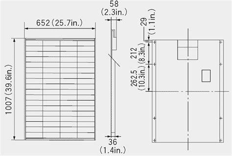 solar panels details kyocera kc85 solar panel kc 85 watt solar module