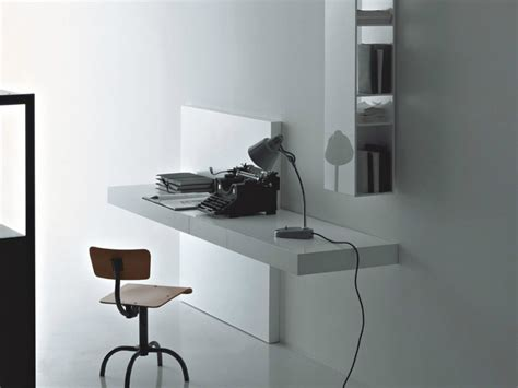 Best Wall Mounted Desk Designs For Small Homes Modern Wall Desk