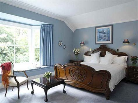 bedroom paint ideas for bedrooms with blue colour paint
