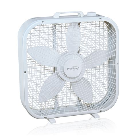 high cfm box fan premium appliances 20 box fan
