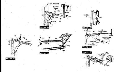 Garage Parts Garage Garage Door Track Parts Home Garage Ideas