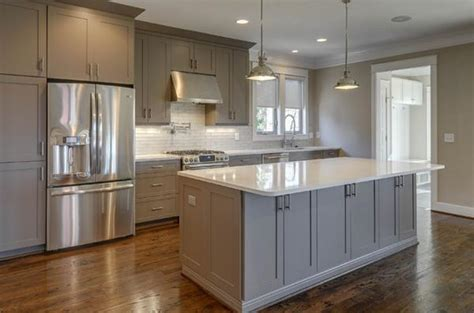 dark gray cabinets with white countertops gray kitchen cabinets with white countertops kitchen and