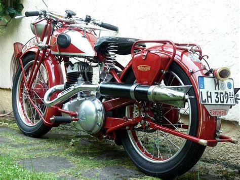 Twn Motorrad Ersatzteile by Triumph S 350 Motorrad Bild Idee