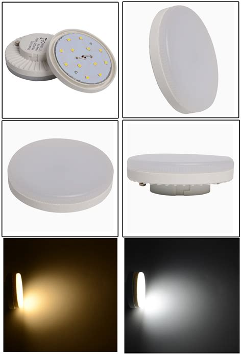 led replacement bulbs for under cabinet lights 1 10x gx53 7watt super bright led smd cabinet under unit