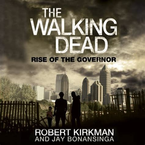 the walking dead rise of the governor audiobook robert